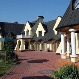 Dom Spokojnej Starości Pałac